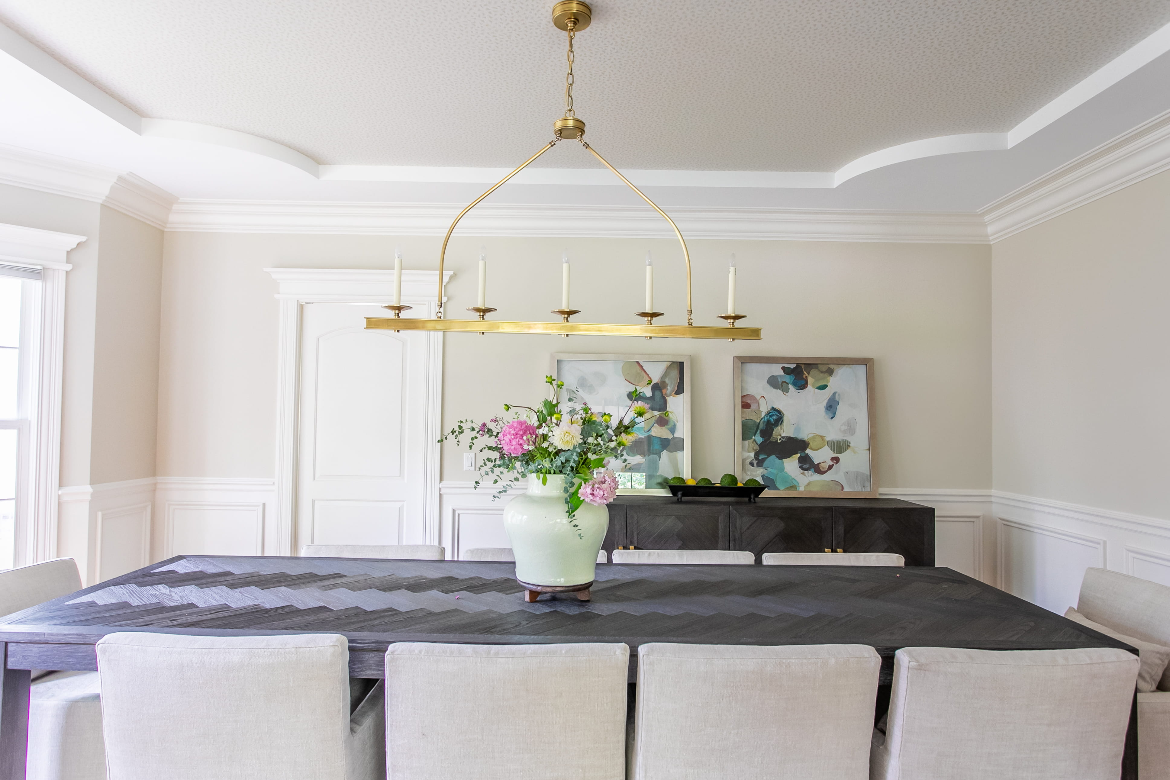 Matte & Gloss Interiors | Glenview Project