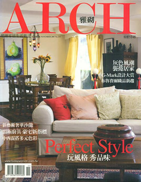 Matte & Gloss Interiors | Press | Arch