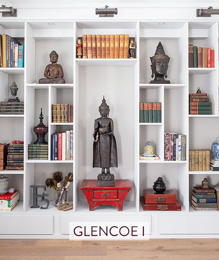 Matte & Gloss Interiors | Glencoe I