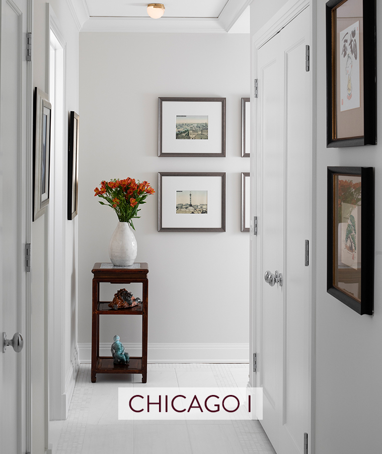 Matte & Gloss Interiors | Chicago I