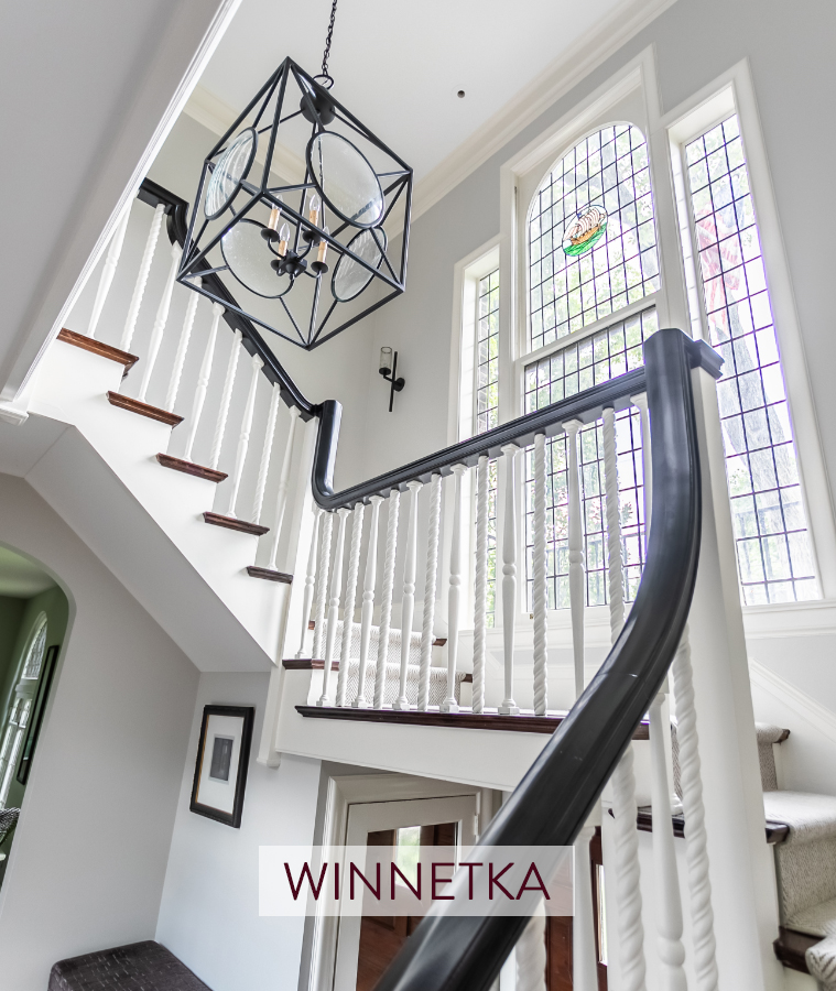 Matte & Gloss Interiors | Winnetka